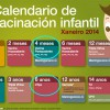 Calendario de vacinas oficial do SERGAS